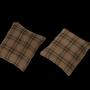 saquitos termicos calienta bolsillos marrones