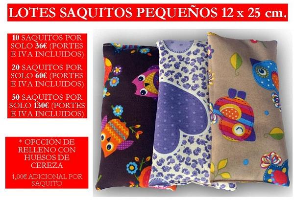 PROMOCION SAQUITOS PEQUEÑOS - WEB